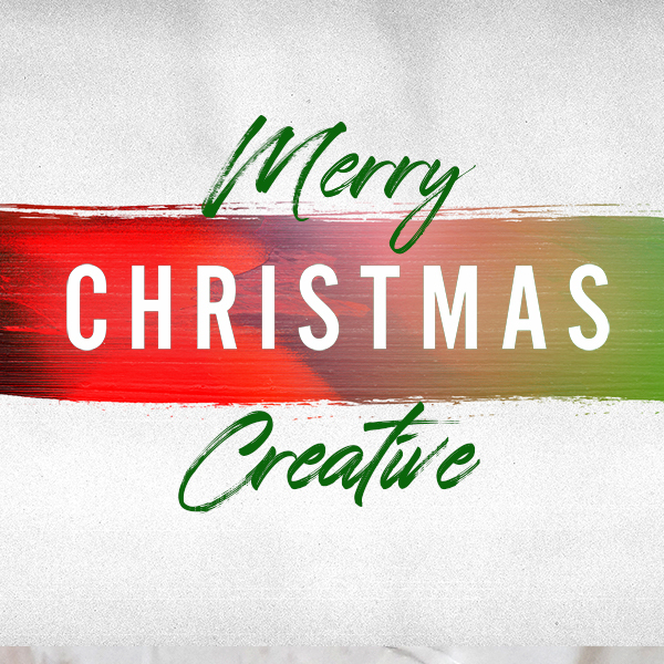 Merry Christmas Creative