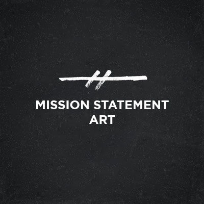 Values and Mission Statement Art
