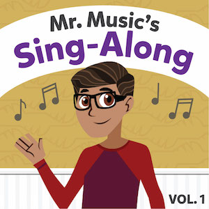 Mr. Music's Sing-Along Vol. 1