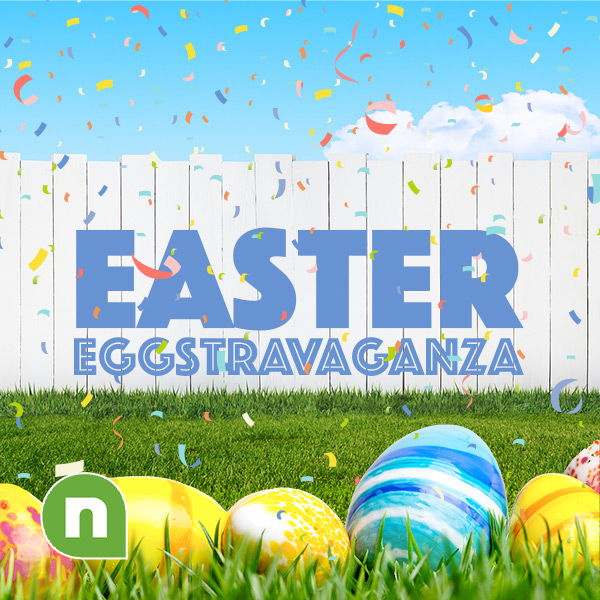 Easter Eggstravaganza 2.0