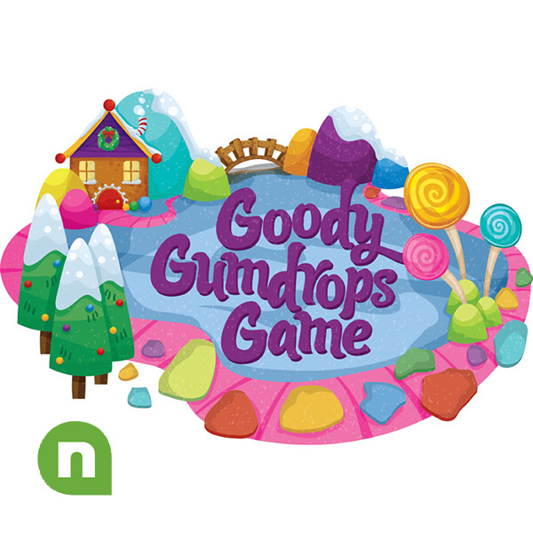 Goody Gumdrops Game - KidSpring