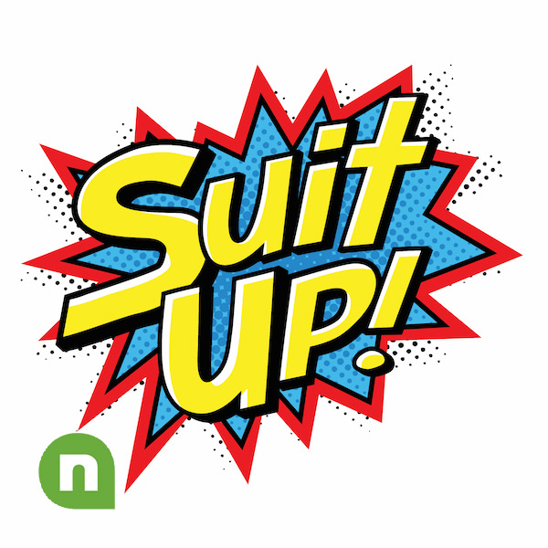 Suit Up - KidSpring