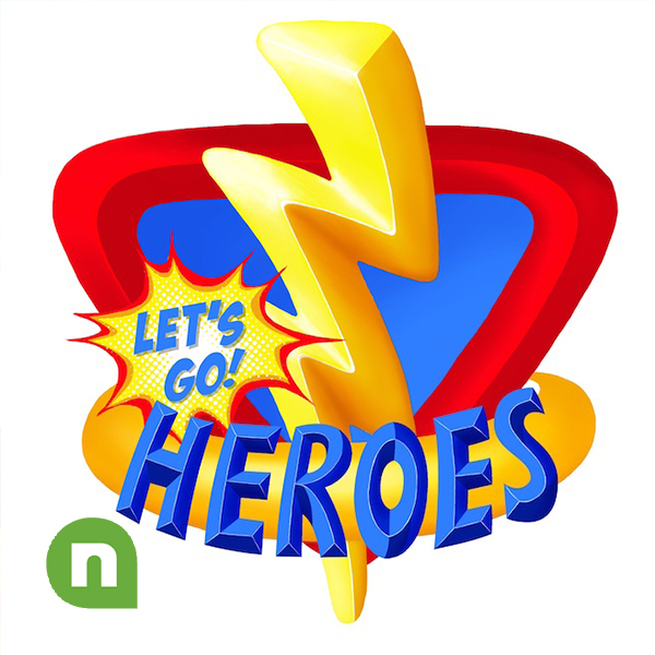 Lets Go Heroes