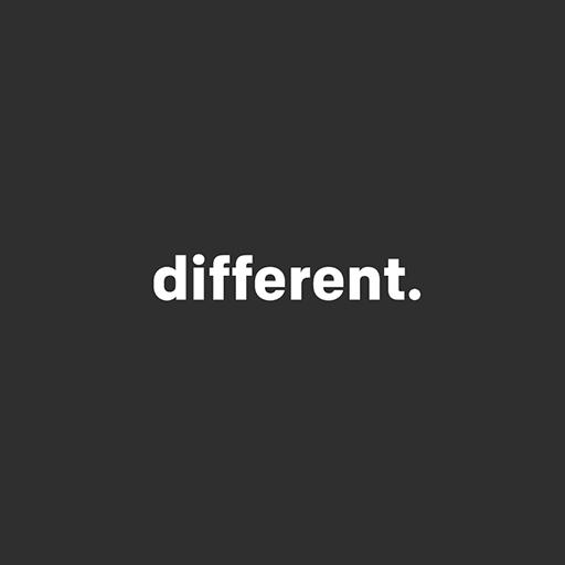 Different 2017