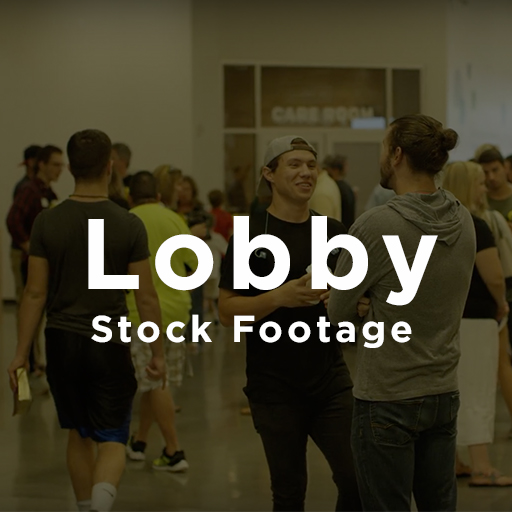NewSpring Stock Footage: Lobby