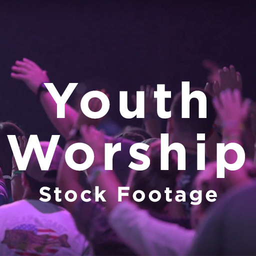 NewSpring Stock Footage: Youth Worship