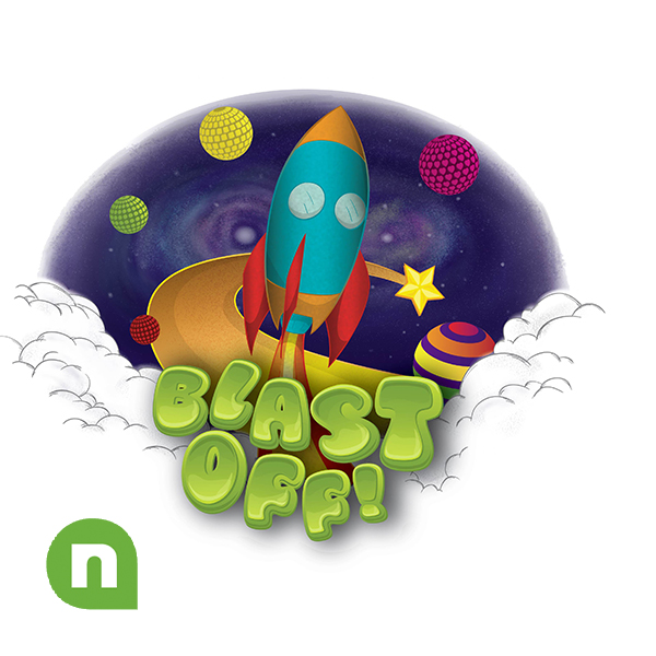 Blast Off - KidSpring