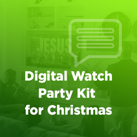 Digital Watch Party Kit for Christmas