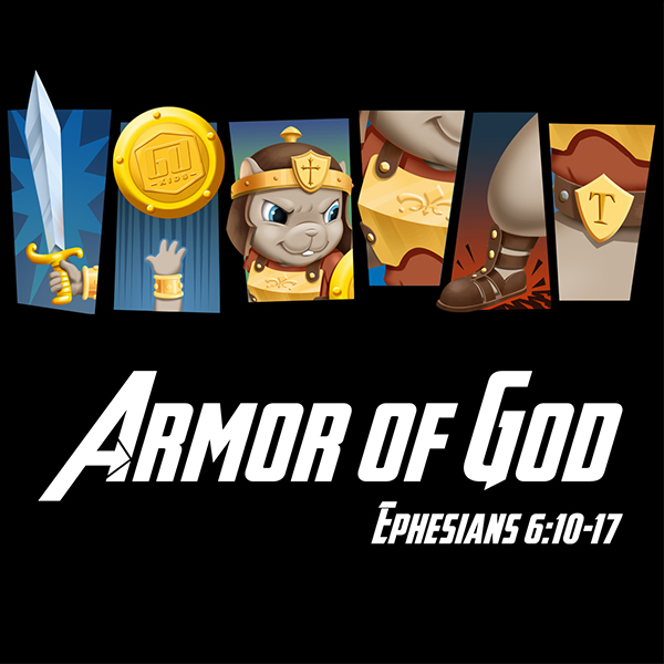 Armor of God - Go Kids