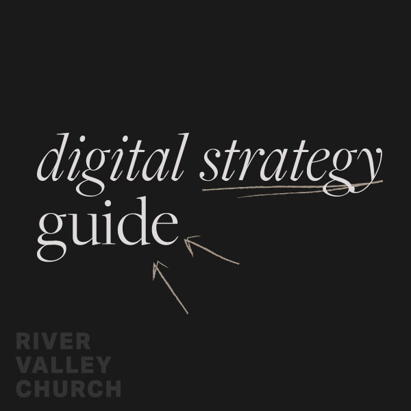 Digital Ministry Strategy Guide