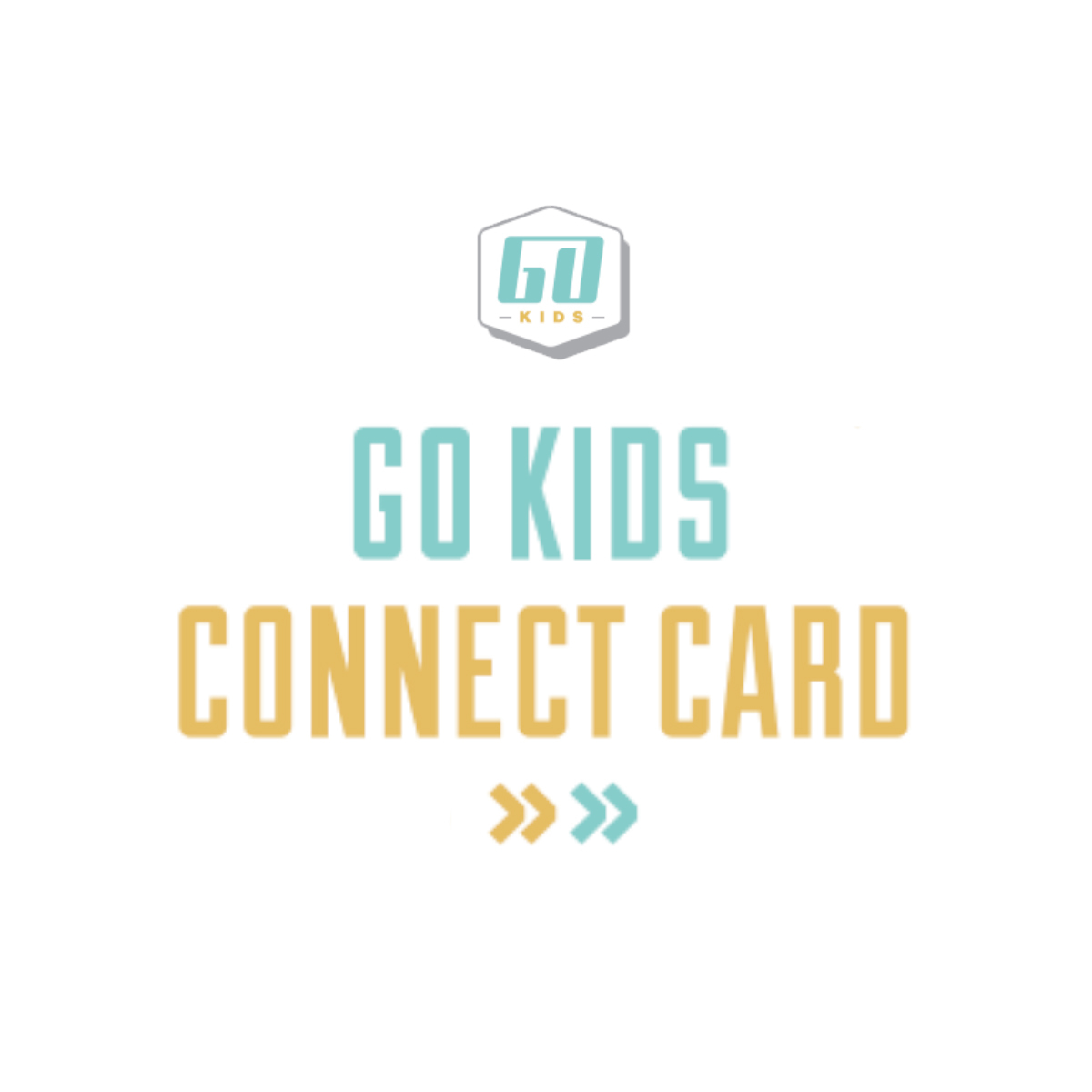 Go Kids Connect Card - Go Kids
