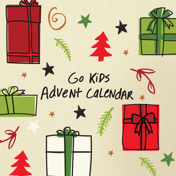 Advent Calendar - Go Kids