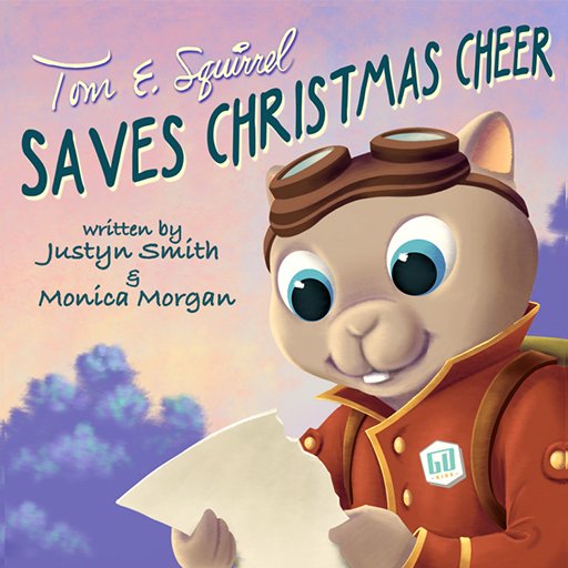 Tom E. Squirrel Saves Christmas - Go Kids