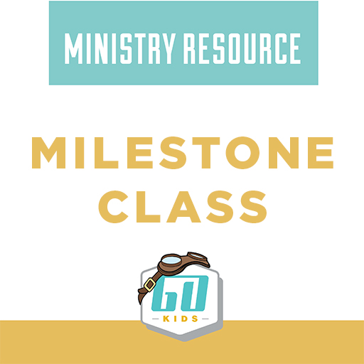 5 Milestone Classes - Go Kids
