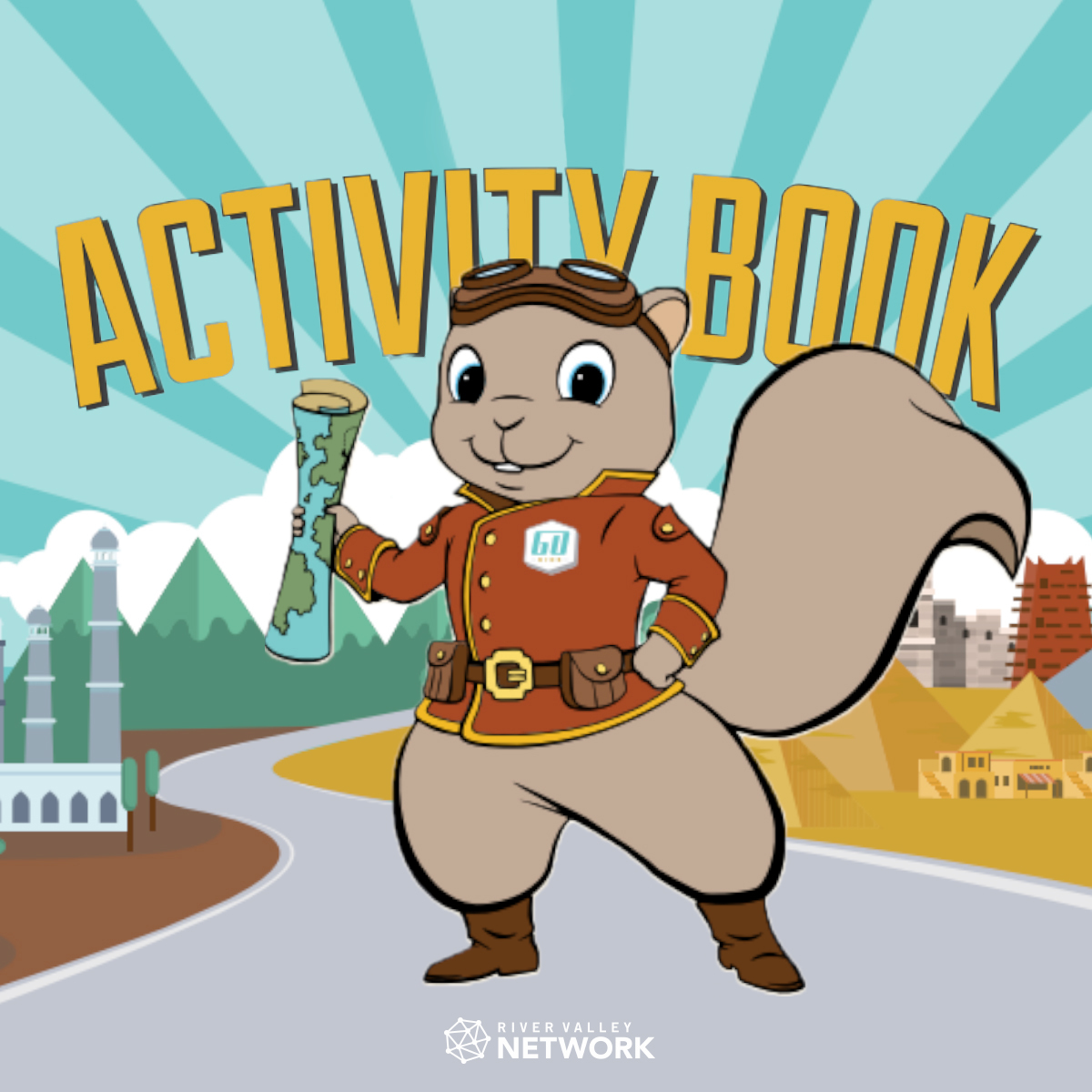 Missions Activity Book - Go Kids