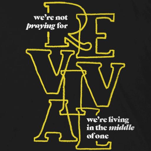 """Revival"" Shirt Art"