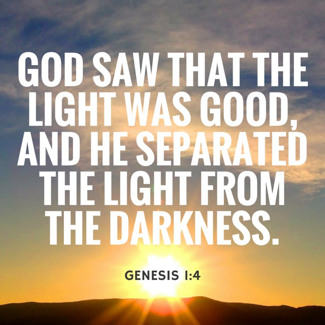 Image result for genesis 1 4
