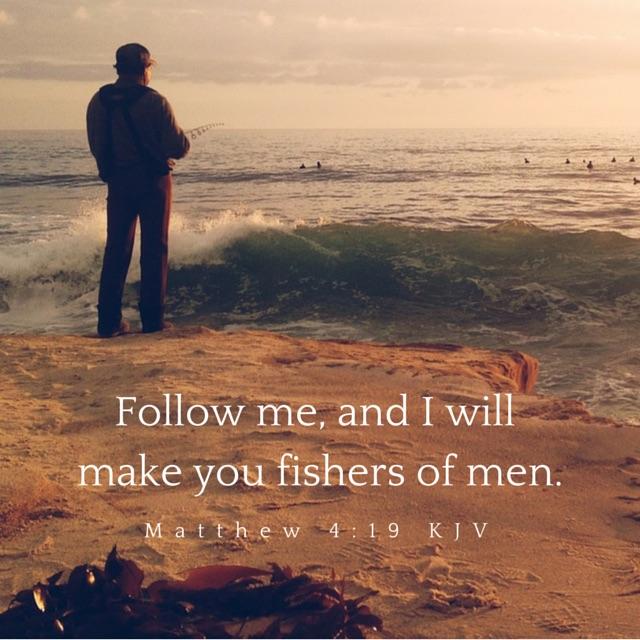 Matthew 4:19 KJV