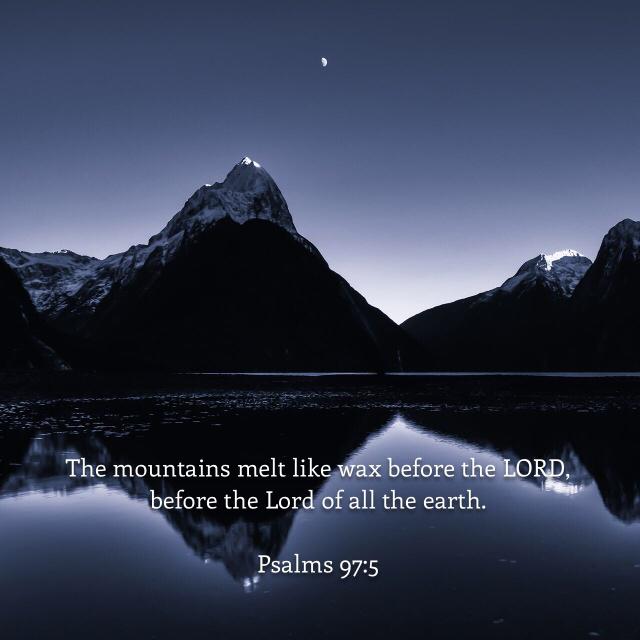 Psalm 97:5