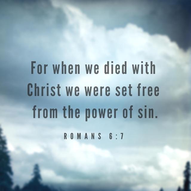 Romans 6:7