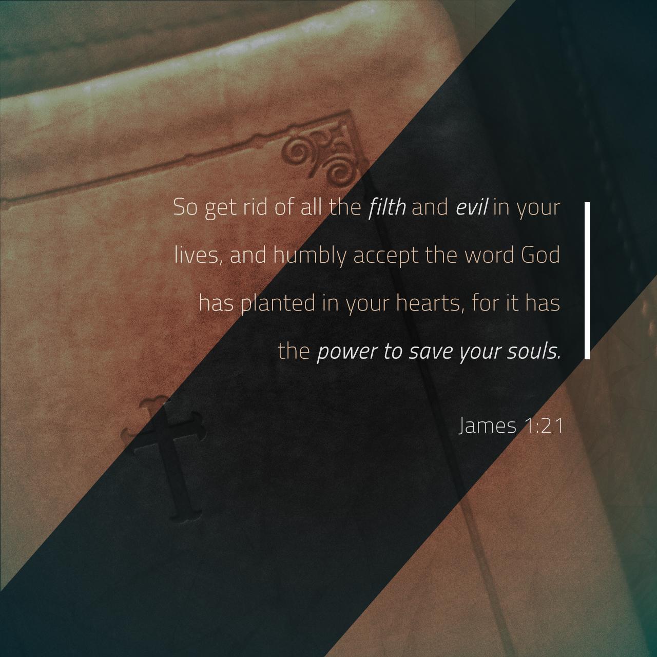 James 1:21
