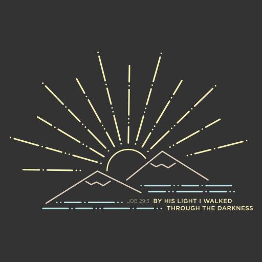 """""""Light and Darkness"""" Shirt Art"""