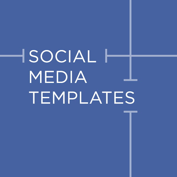 social media image templates creative free church resources from