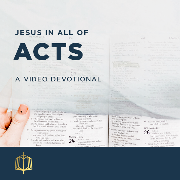 Jesus In All Of Acts