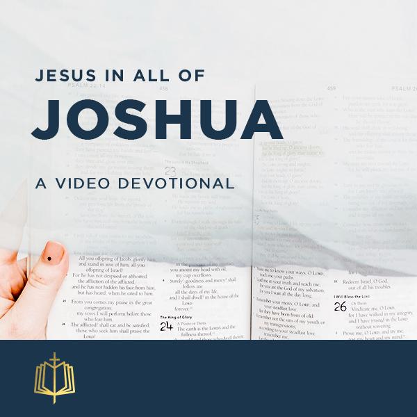 Jesus In All Of Joshua