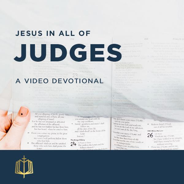 Jesus In All Of Judges