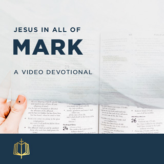Jesus In All Of Mark