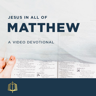 Jesus in All of Matthew