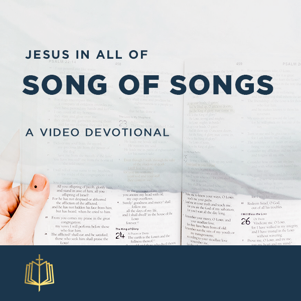 Jesus In All of Song of Songs