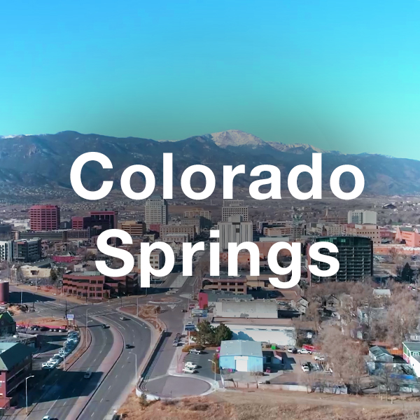 Stock Videography: Colorado Springs