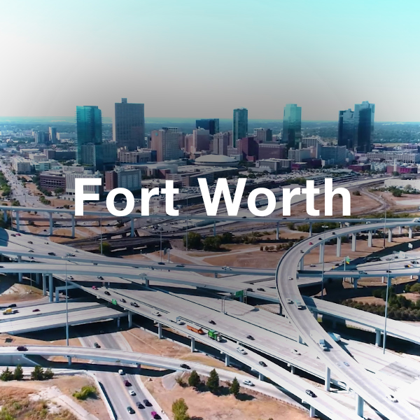 Stock Videography: Fort Worth