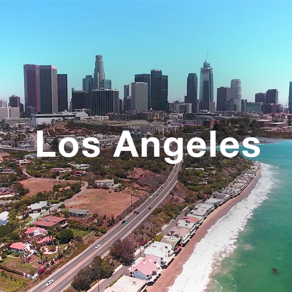 Stock Videography: Los Angeles