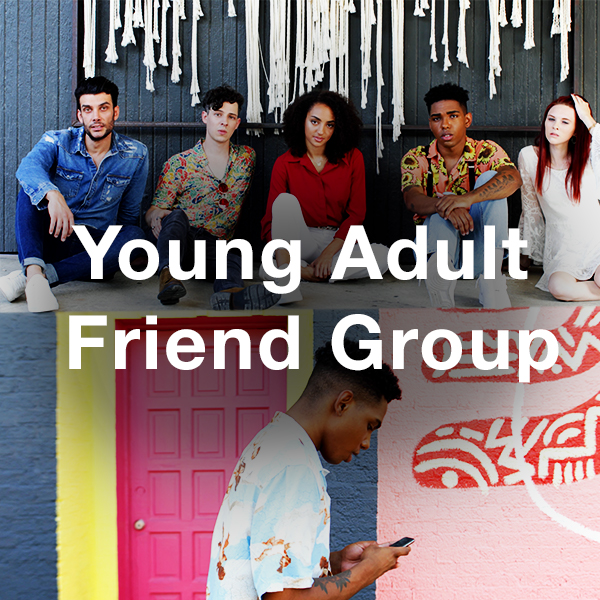 Stock Videography: Young Adult Friend Group