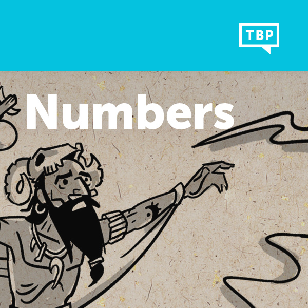 Read Scripture: Numbers