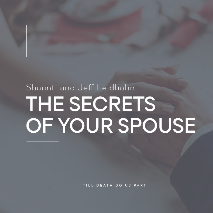 The Secrets Of Your Spouse