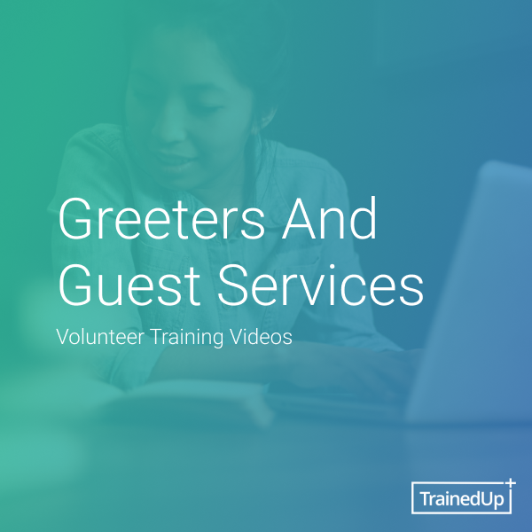 Greeters And Guest Services