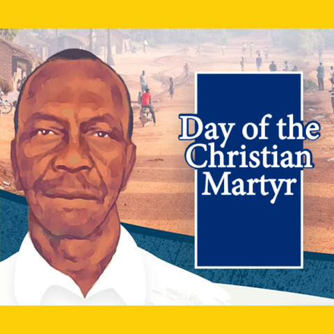 Day of the Christian Martyr: Jean-Paul