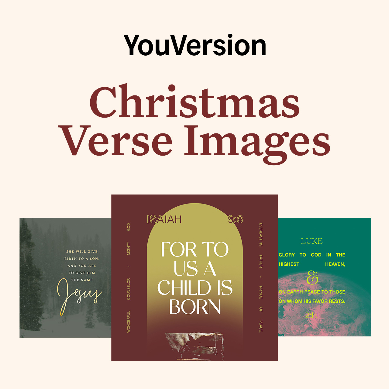 Christmas Verse Images