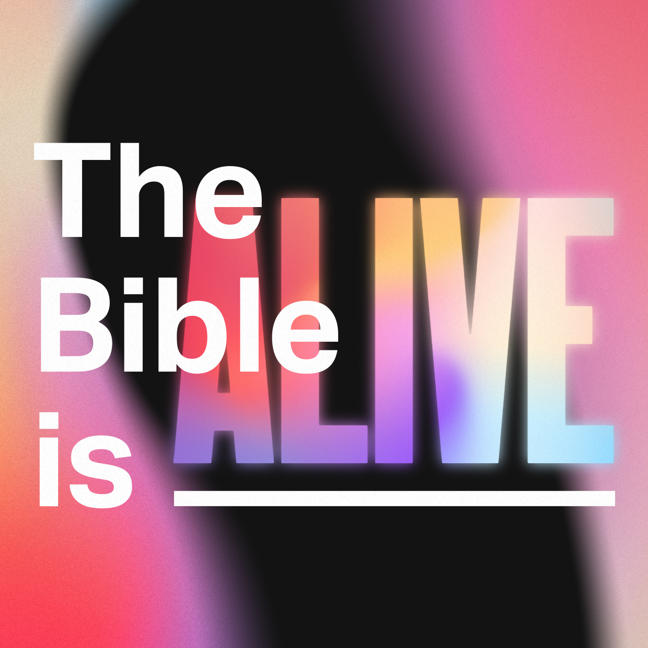 Bible is Alive Campaign Kit