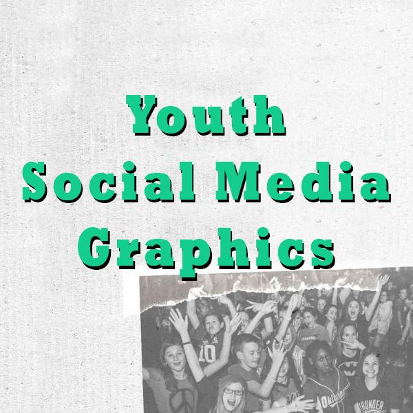 Youth Social Media Graphics