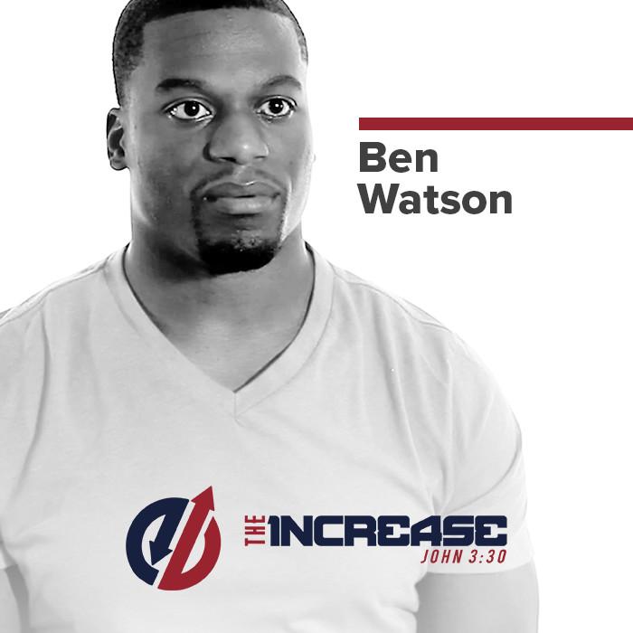Benjamin Watson: Expectations