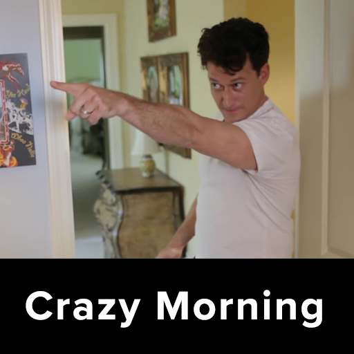 Crazy Morning Video
