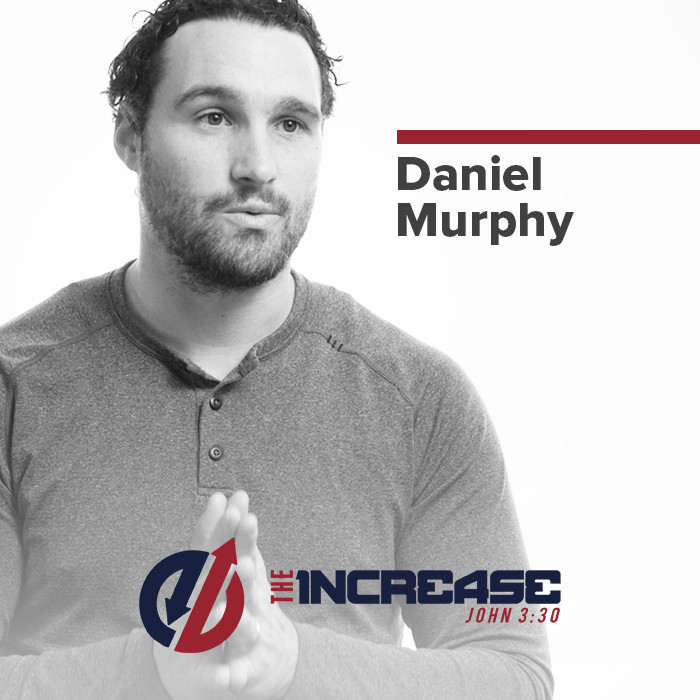 Daniel Murphy: What God Did For Us