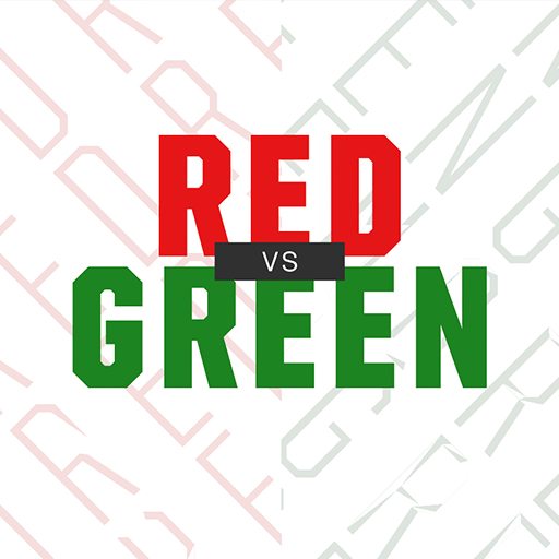 Fuse Christmas Party: Red vs Green