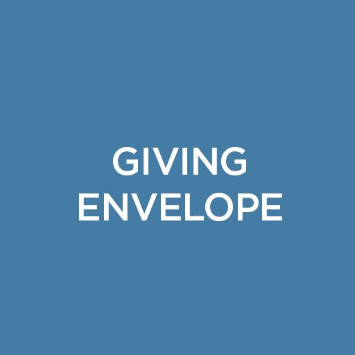 Giving Envelope