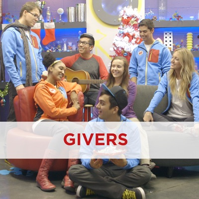 Konnect Plus: Givers